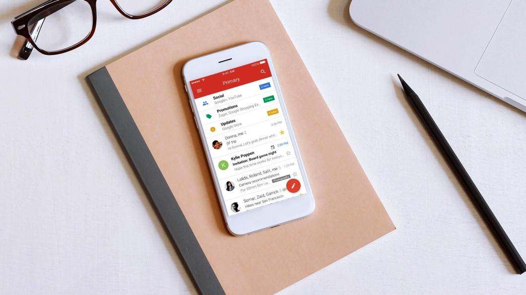 Як зробити Gmail основною поштою для пристроїв Apple?