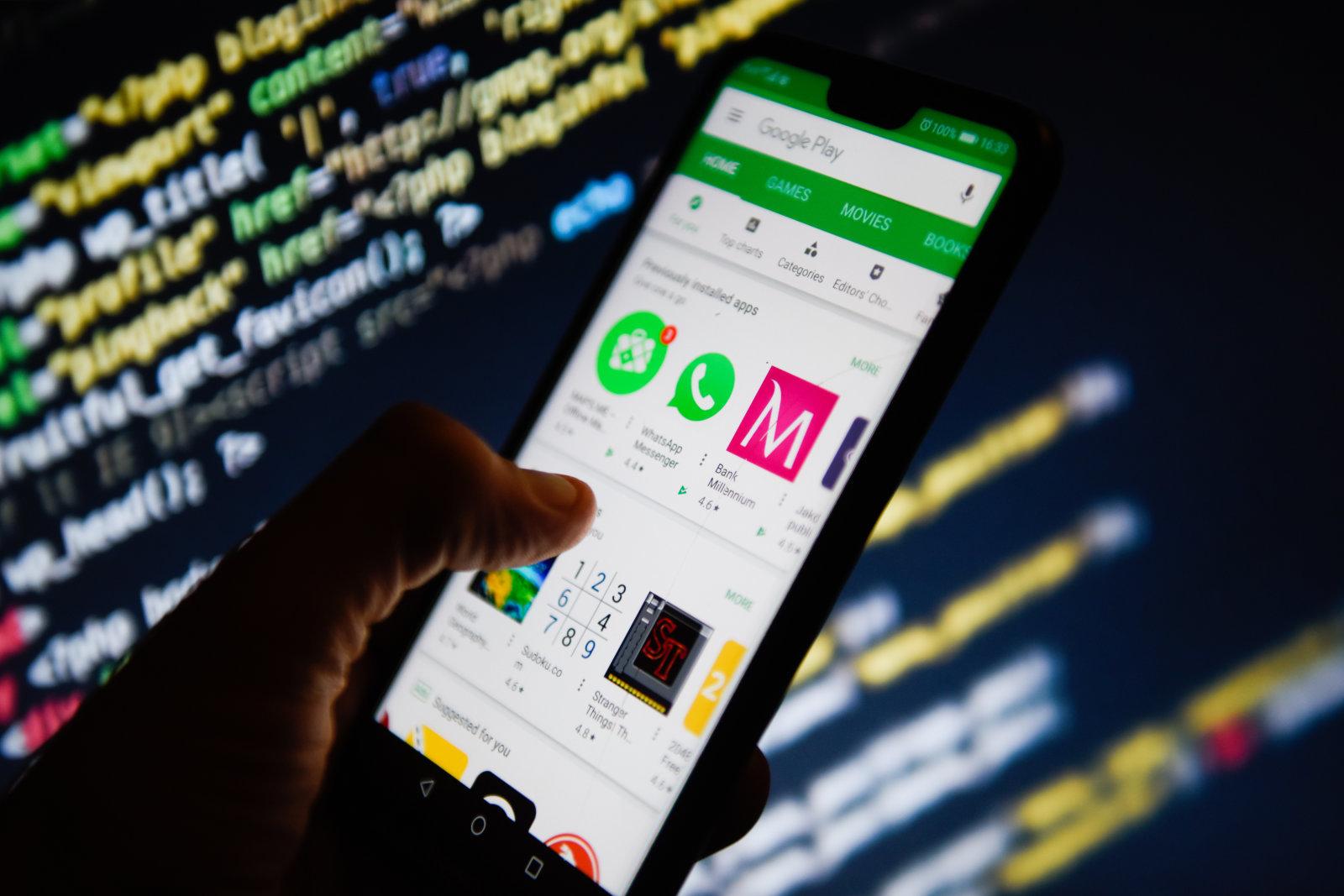 Як кіберзлочинці обходять захист Google Play?